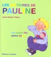 Les Histoires De Pauline - Intérieur - Format classique