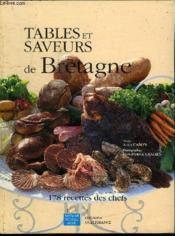 Tables Et Saveurs De Bretagne - Couverture - Format classique