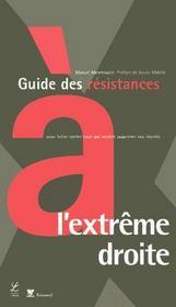 Guide de résistance à l'extrème droite - Intérieur - Format classique