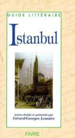 Istanbul, le vagabond enchante - Couverture - Format classique