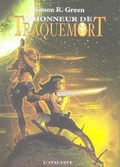Traquemort t.4 ; l'honneur de traquemort - Intérieur - Format classique