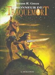 Traquemort t.4 ; l'honneur de traquemort - Couverture - Format classique