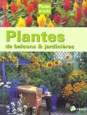 Plantes De Balcons Et Jardinieres - Intérieur - Format classique