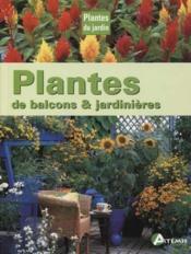 Plantes De Balcons Et Jardinieres - Couverture - Format classique