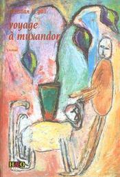 Voyage a muxandor - Intérieur - Format classique