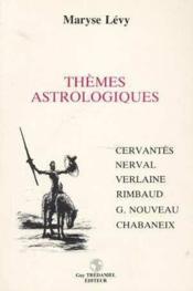 Themes Astrologiques (Maisnie) - Couverture - Format classique