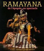 Ramayana - Couverture - Format classique