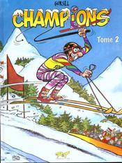 Les Champions T.2 - Intérieur - Format classique