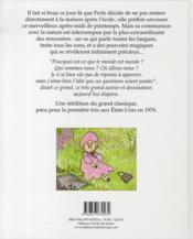 L'os prodigieux - 4ème de couverture - Format classique
