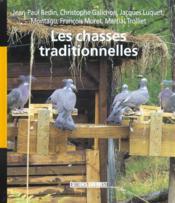 Chasses Traditionnelles - Couverture - Format classique