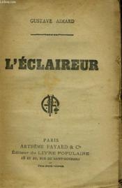 L'Eclaireur. Collection Le Livre Populaire. - Couverture - Format classique