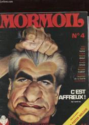 Mormoil N°4 - C'Est Affreux - Couverture - Format classique