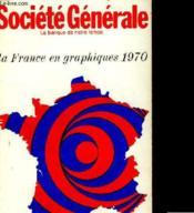 La France En Graphique 1970 - Couverture - Format classique