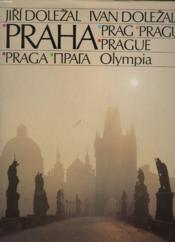 Praha - Prag Prague - Prague Praga - Olympia - Couverture - Format classique