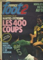 France Foot 2 - Vendredi 22 Fevrier 1980 - N°100 - Couverture - Format classique