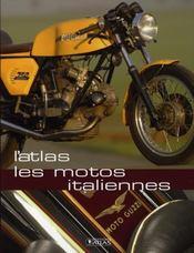 Atlas ; les motos italiennes - Intérieur - Format classique