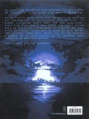 Les memoires mortes t.2 ; ocean sans eau - 4ème de couverture - Format classique