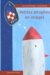 Petites strophes en images - Intérieur - Format classique