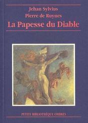 Papesse Du Diable (La) - Intérieur - Format classique