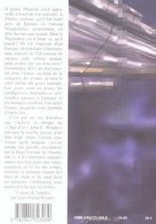 La Haute Transcendance ; La Fin De La Mascarade - 4ème de couverture - Format classique