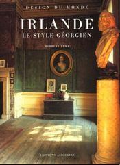 Irlande Le Style Georgien - Intérieur - Format classique
