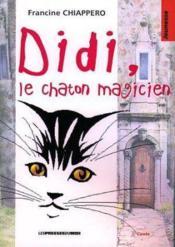 Didi Le Chaton Magicien - Couverture - Format classique
