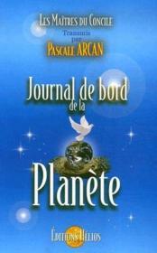Journal de bord de la planète - Couverture - Format classique