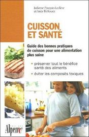 Cuisson et sante - Intérieur - Format classique