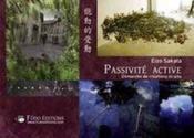 Passivité active, demarche de création in-situ - Couverture - Format classique