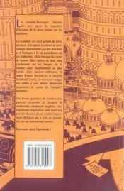 Scarlet traces t.1 - 4ème de couverture - Format classique