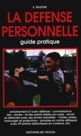 La Defense Personnelle, Guide Pratique - Couverture - Format classique