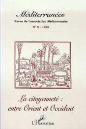 Citoyennete Entre Orient Et Occident - Couverture - Format classique