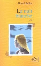 La Nuit Blanche - Intérieur - Format classique