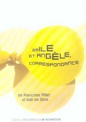 Emile Et Angele Correspondance - Intérieur - Format classique