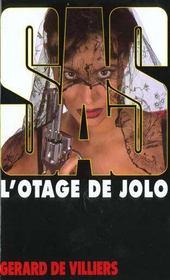L'otage de Jolo - Intérieur - Format classique