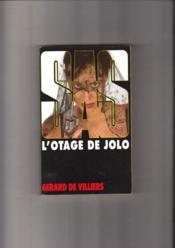 L'otage de Jolo - Couverture - Format classique