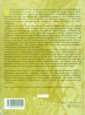 Lo Fiu De Luou Le Fils De Loeuf / Nouvelle Inedite Traduite Par Lauteur - 4ème de couverture - Format classique