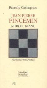 Jean-pierre pincemin - Couverture - Format classique
