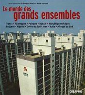Grands Ensembles D'Est En Ouest - Intérieur - Format classique