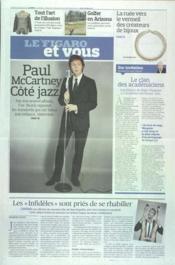 Figaro Economie (Le) N°20997 du 03/02/2012 - Couverture - Format classique