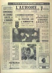 Aurore (L') N°6738 du 29/04/1966 - Couverture - Format classique
