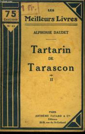 Tartarin De Tarascon. Tome 2. Collection : Les Meilleurs Livres N° 63. - Couverture - Format classique
