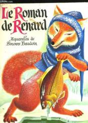 Le Roman De Renard - Couverture - Format classique