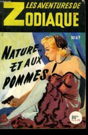 Nature ... Et Aux Pommes! - N°63 - Couverture - Format classique