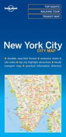 Vente  City map ; New york City (édition 2017)  - Xxx - Collectif - Collectif Lonely Planet