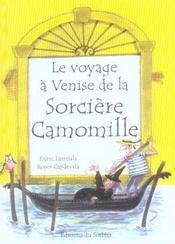 Le Voyage A Venise De La Sorciere Camomille - Intérieur - Format classique