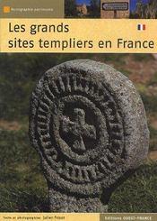 Les grands sites templiers en France - Intérieur - Format classique