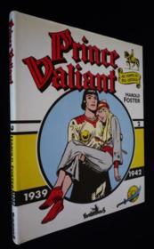 PRINCE VALIANT T.2; prince valiant t.2 ; 1939-1942 - Couverture - Format classique