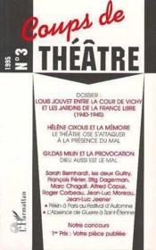 Coups De Theatre N°3 - Couverture - Format classique