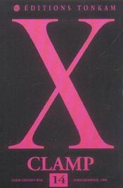 X t.14 - Intérieur - Format classique